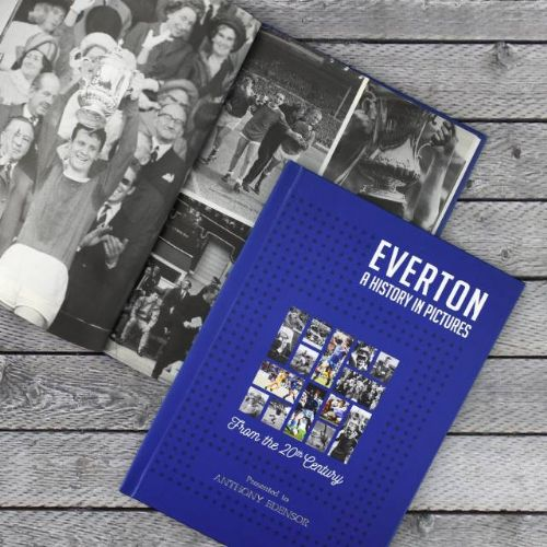 Personalised Everton: A History In Pictures